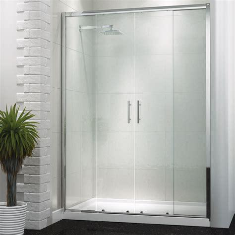 Just Shower Doors From Only 163 250 99 Technik 6 2 Sliding Door Designer Shower Enclosure Vip Bathrooms