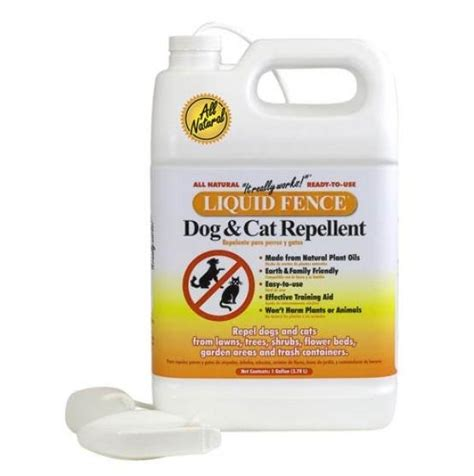 liquid fence dog and cat repellent rtu pest control products gregrobert