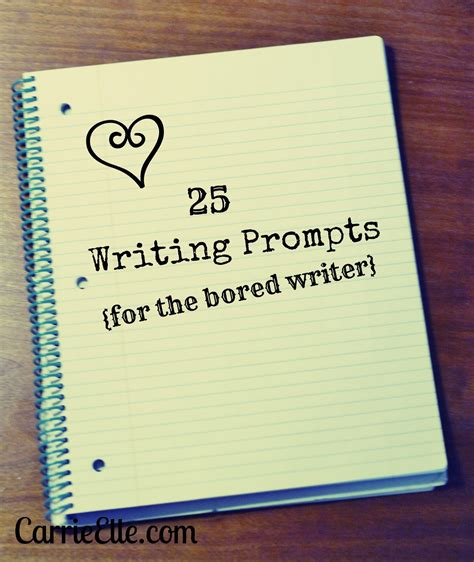 Or Prompts Writing Prompts