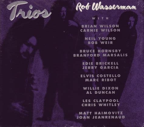 Piringan Hitam Vinyl Rob Wasserman rob wasserman cd 1994 grp records oldies