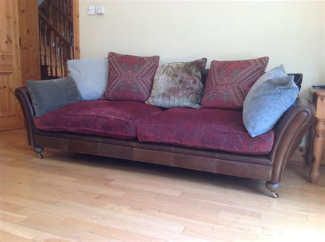tetrad leather sofa 2 tetrad sofas for sale in ardee louth from archie3