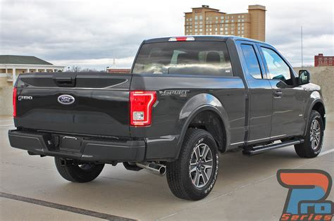 ford truck tailgate rebel tailgate ford f150 blackout stripes f150 decals