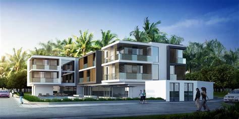 Island Appartments by Banana Island Apartments Nigeria Nicolas Tye Architects