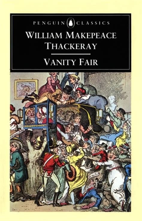 vanity fair by william makepeace thackeray pdf