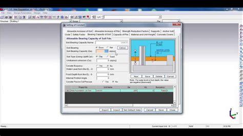 afes foundation design software design of mat foundation