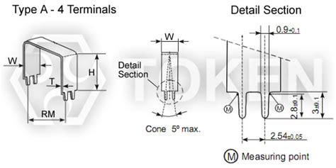 four terminal current sense resistor kelvin current sense resistor lps token components