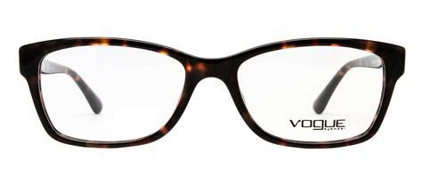vogue vo2765b 51mm glasses lensdirect