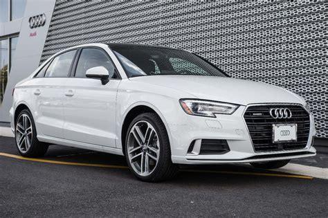 New Audi A3 2018 by 2018 New Audi A3 Sedan 2 0 Tfsi Premium Plus Quattro Awd
