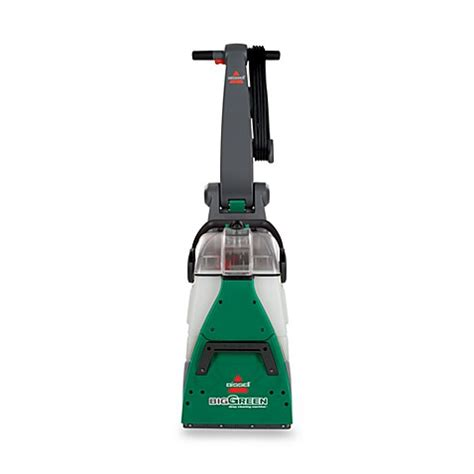 bissell carpet and upholstery cleaning machines bissell 174 big green 86t3 deep cleaning machine carpet