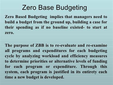 templates for zero based budgeting free zero based budget template driverlayer search engine