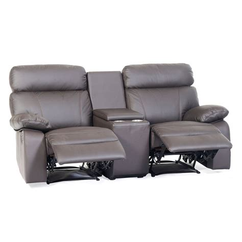 2 Seater Theatre Recliner by Home Theatre