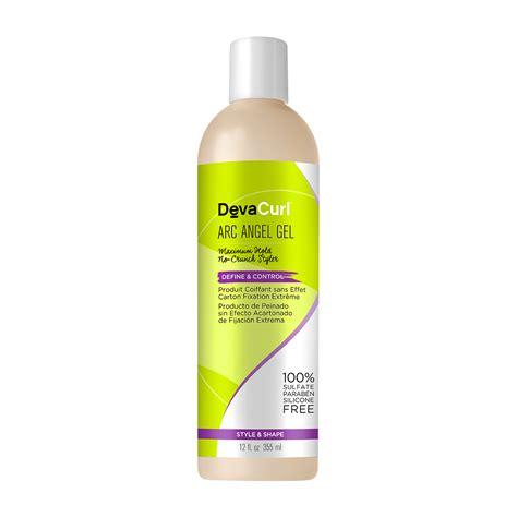 devacurl gel versus ouidad gel buy arc angel gel from devacurl hair products and reviews