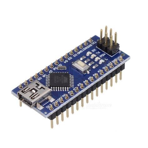 Arduino Nano V3 0 Atmega328 Blue T3010 2 nano v3 0 atmega328p development board for arduino blue