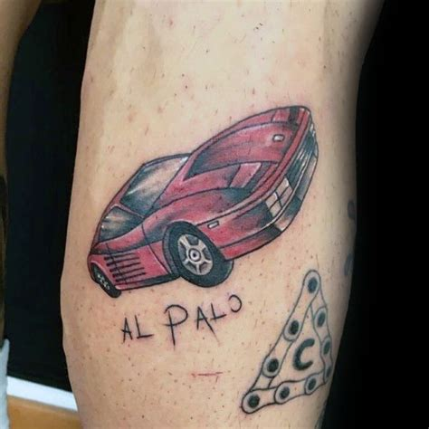 italian tattoo ideas for men 50 ideas for italian sports car designs