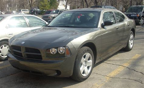 dodge charger wiki autos weblog