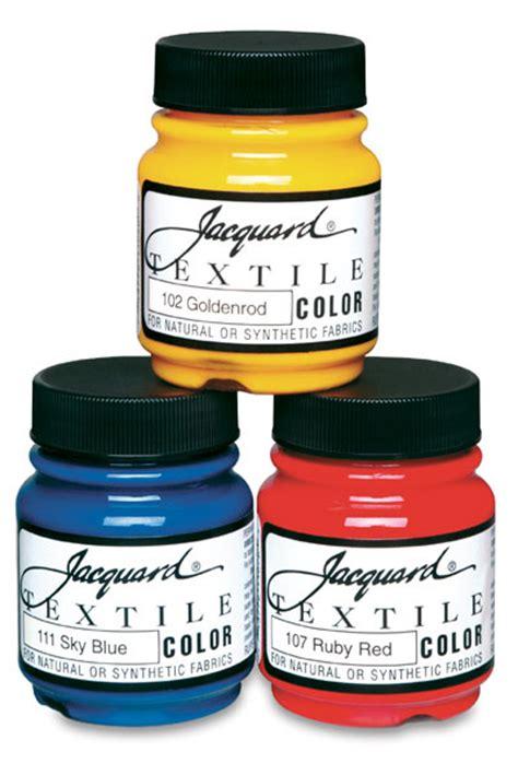 textilien bemalen jacquard textile colors blick materials