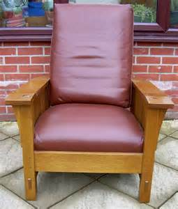 stickly chair antiques atlas a stickley reclining chair