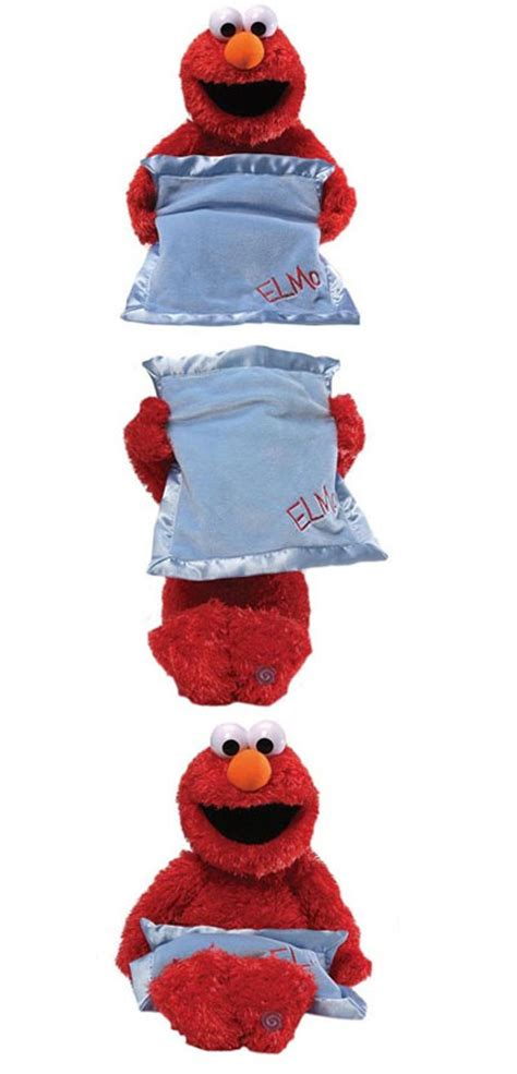 Kennedy 9 In Collapsible Step Stool by Elmo Plush Blanket Peek A Boo Sesame Elmo And
