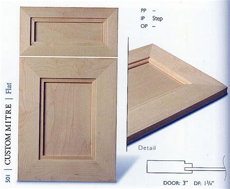 cabinet door profiles 500 series cabinet door profiles