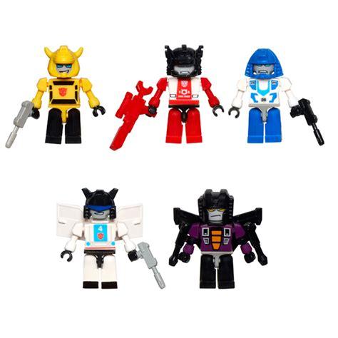 Kre O Transformers 5 Kreons kre o transformers 5 kreons bumblebee hasbro toymania