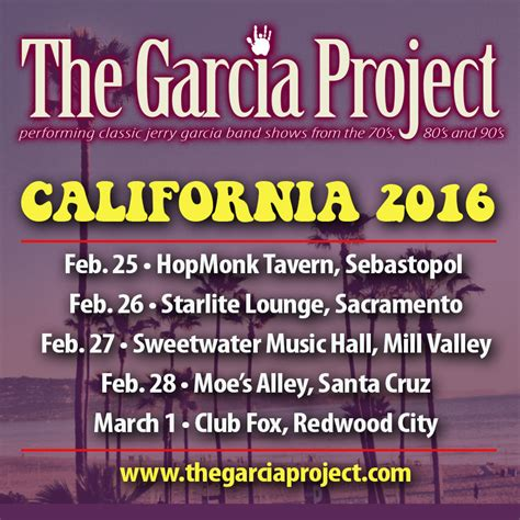 the gauntlet warbringer kick off west coast run with the garcia project announce west coast tour