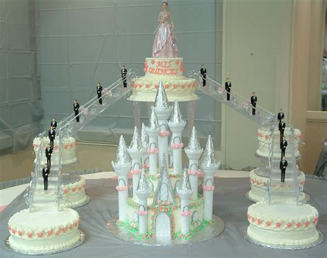 quinceanera castle themes sweet 15 birthday cakes sweet 15 castle cake 4 tier