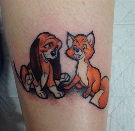 fox and the hound tattoo 33 best ly aleister beautiful artist images on