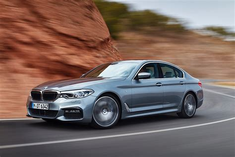 bmw germany 2017 bmw 5 series price announced in germany 520d starts