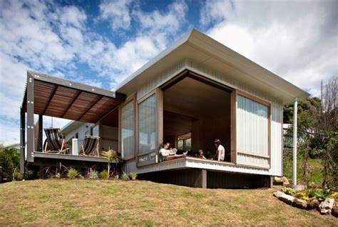 Small House Architecture Nz Compact Eco Homes Small House