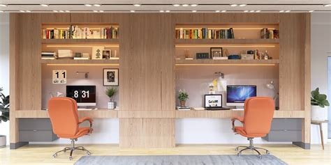 schreibtische 2 personen 36 inspirational home office workspaces that feature 2