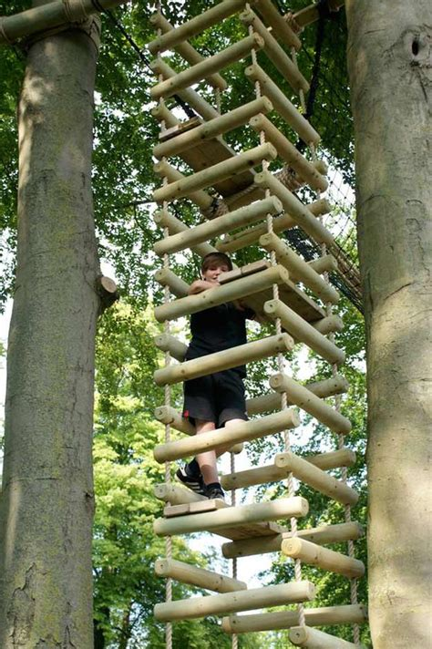Treehouse Ideas For You And The Kids!   Total Survival