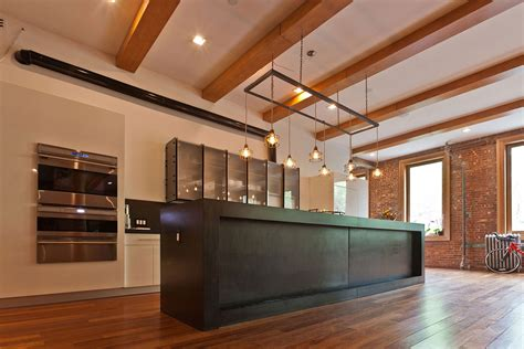 Loft In Noho New York City By Jendretzki New York Loft Kitchen Design