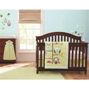 Owl Themed Crib Bedding Sets Baby Bedding Crib Cot Sets Owl Theme Brand New Design 7 Ebay