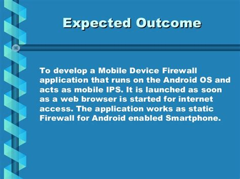 firewall for android android firewall project