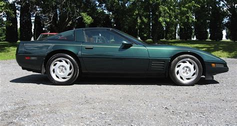 polo green 1992 corvette paint cross reference