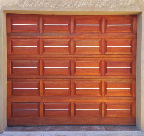 Adams Doors Garage Door Automation Automatic Garage Single Garage Door Panel
