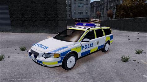 gta iv  volvo  swedish police youtube