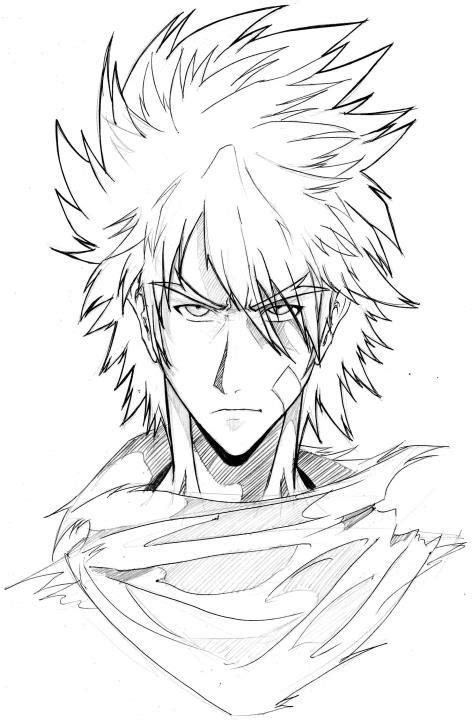 imagenes anime manga dibujos estilo anime y manga by kiritto on deviantart