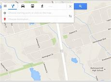 Why Your Driving Directions Might Be Wrong on Google Maps ... Mapquest Driving Distances Google