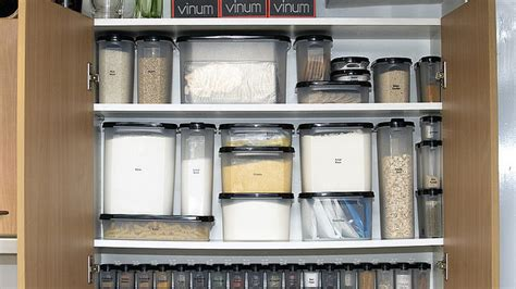 Food Storage Kitchen by Food Storage Containers Guidelines For Small And Big