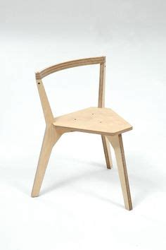 3 Legged C Chair by Cnc Stool On Plywood Stools And Shop Stools