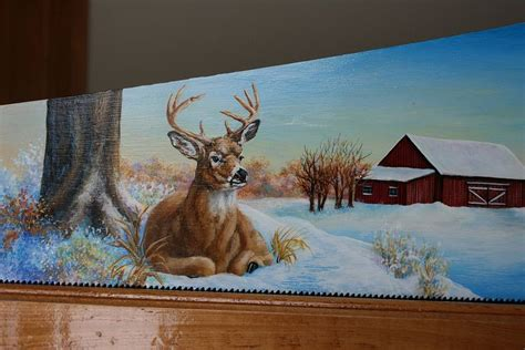 bob ross painting deer 860 best images about saw pattern on