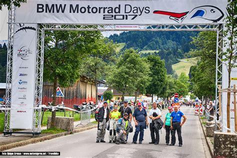 Motorrad Days Garmisch by Bmw Motorrad Days Garmisch 2017 Motoviajeros Revista