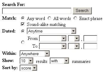 motore di ricerca interno un motore di ricerca interno al sito con dreamweaver html it