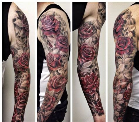 rose themed half sleeve 65 best images about tattoo on pinterest