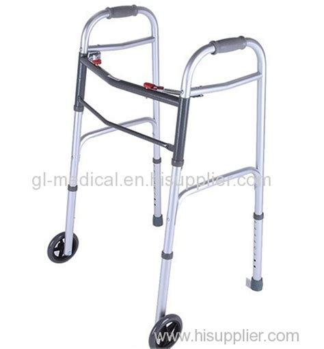 Gold Product Walker Walking Aid therapy equipment walking aids from china