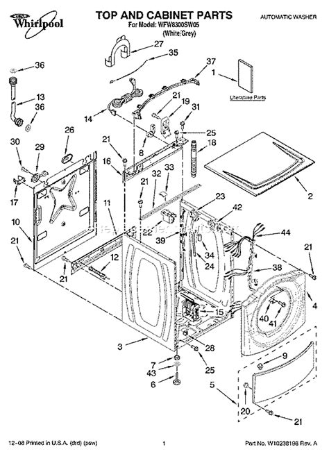 whirlpool duet front load washer parts diagram whirlpool duet front load washer parts diagram meteordenim