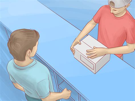 how to ship a how to ship a package at the post office 5 steps with pictures