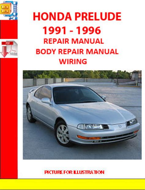 car repair manuals online pdf 1997 honda prelude on board diagnostic system service manual pdf 1996 honda prelude transmission service repair manuals repair manual