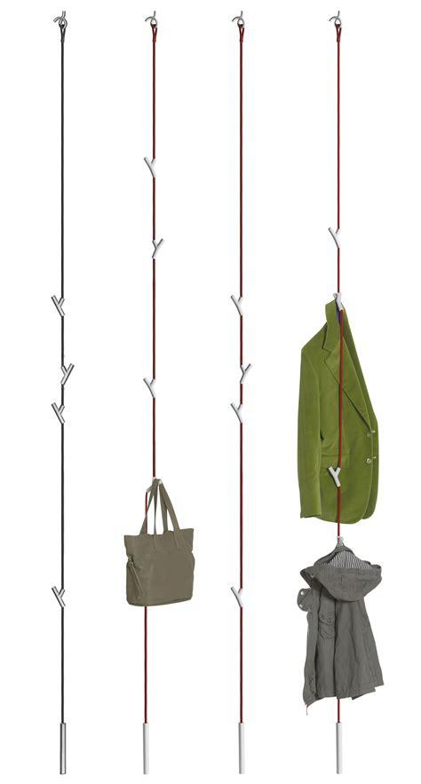 attaccapanni a soffitto portemanteau wardrope corde 4 pat 232 res 224 suspendre corde